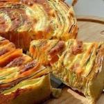 """Пирог """"Овощная Идиллия""""."""