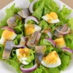 Топ - 7 самых обалденных салатов.