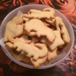 Простое песочное печенье?