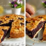 Идеальный ягодный пирог.