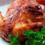 Курица в горчице. Вкусно, красиво и сочно.
