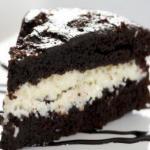 Для рецепта шоколадного торта с кокосом понадобится: