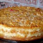 Яблочный пирог.   Юлия костенич.