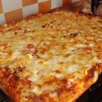 Быстрая и вкуснейшая пицца.