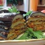 Баклажаны по-турецки - обалденно вкусно и оригинально!