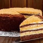Вкуснейшие домашние тортики.