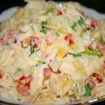 Салат леди - очень вкусно и мега быстро.