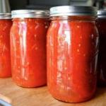Деликатесные помидоры черри за зиму.