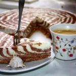 Творожный торт без выпечки?